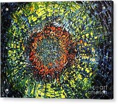 Physiological Supernova Acrylic Print by Michael Kulick