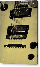 Pick Up Artist Acrylic Print by Bill Cannon