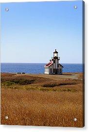 Point Cabrillo Light House Acrylic Print by Abram House