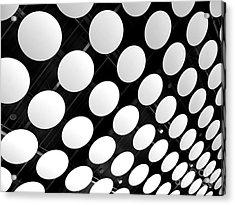 Polka Dots Acrylic Print by Ann Horn