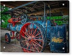 Port Huron Engine And Thresher Machine Acrylic Print by Gene Sherrill
