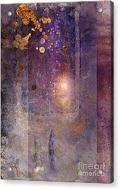 Portal Acrylic Print by Aimee Stewart