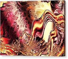 Portal Acrylic Print by Anastasiya Malakhova