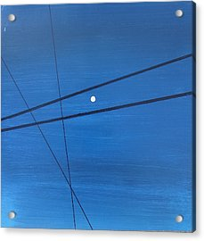 Power Lines 09 Acrylic Print by Ronda Stephens