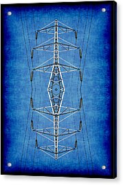 Power Up 3 Acrylic Print by Wendy J St Christopher