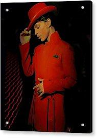 Prince 2 Acrylic Print by  Fli Art