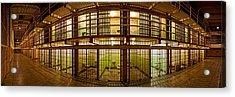 Prison Cells, Alcatraz Island, San Acrylic Print by Panoramic Images