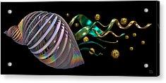 Progeny Acrylic Print by Manny Lorenzo