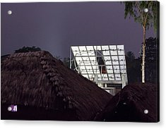 Project To Supply Renewable Electricity Acrylic Print by Ashley Cooper