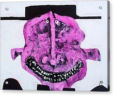 Protesto No. 6 Acrylic Print by Mark M  Mellon
