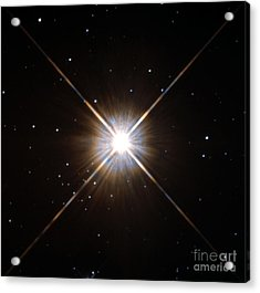 Proxima Centauri Acrylic Print by Science Source