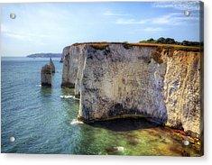 Purbeck - Dorset Acrylic Print by Joana Kruse