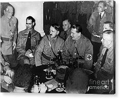Putsch Anniversary, 1937 Acrylic Print by Granger