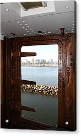 Queen Mary - 121219 Acrylic Print by DC Photographer