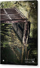 Questions And Answers Acrylic Print by Deborah Benoit