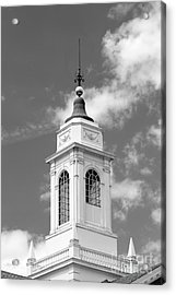 Radcliffe College Cupola Acrylic Print by University Icons