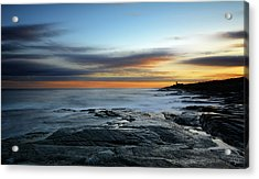 Radiance Of Its Light Acrylic Print by Lourry Legarde