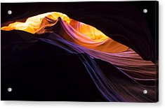 Rainbow Canyon Acrylic Print by Chad Dutson