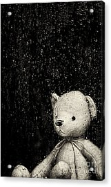 Rainy Days Acrylic Print by Tim Gainey