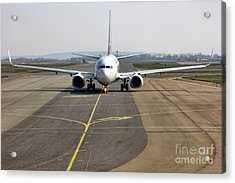 Ready For Take Off Acrylic Print by Olivier Le Queinec