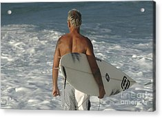 Ready To Go Acrylic Print by Bob Christopher