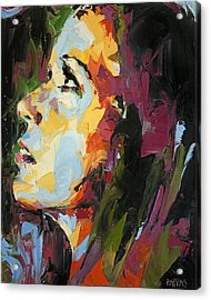 Redemption Acrylic Print by Julia Pappas