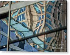 Reflection 15 Acrylic Print by Jim Wright