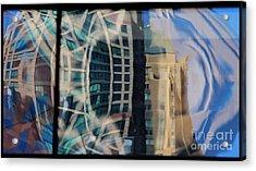 Reflection 23 Acrylic Print by Jim Wright
