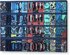Reflection 24 Acrylic Print by Jim Wright