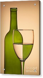 Reflections And Refractions Acrylic Print by Susan Candelario