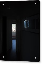 Blaconi Acrylic Print featuring the photograph Reflections by Jl Zufiria