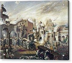 Reform War Guadalajara Acrylic Print by Granger
