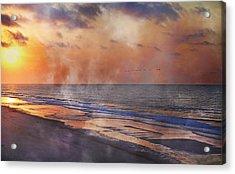 Renewed Acrylic Print by Betsy C Knapp