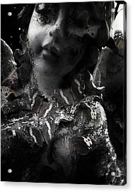 Resin Acrylic Print by David Fox