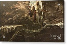 Resurrection Sunday Acrylic Print by J Anthony Shuff