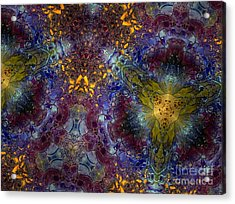 Return Of The Soul Acrylic Print by Denise Nickey