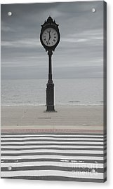 Revere Beach Acrylic Print by Juli Scalzi