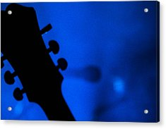 Rhythm And Blues  Acrylic Print by KBPic