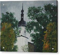 Riesa Germany Acrylic Print by Robert Jenson