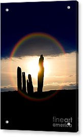 Ring Of Brodgar Orkney  Acrylic Print by Tim Gainey