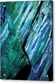 Rock Art 15 Acrylic Print by ABeautifulSky Photography