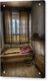 Room 15 Acrylic Print by Nathan Wright