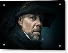 Rubens Light Acrylic Print by Herion Jean-claude