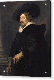 Rubens, Peter Paul 1577-1640 Acrylic Print by Everett