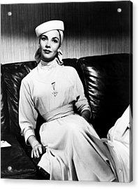 Ruby Gentry, Jennifer Jones, 1952, Tm & Acrylic Print by Everett