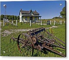 Rural Ontario Acrylic Print by Steve Harrington