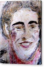 Ruthie's Bruce Acrylic Print by Melinda Saminski
