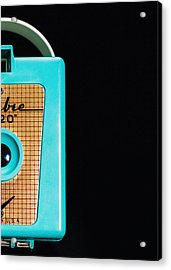Sabre 620 Camera Acrylic Print by Jon Woodhams