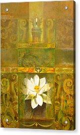 Sacred Places Acrylic Print by Brooks Garten Hauschild