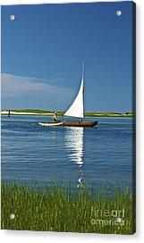 Sail Acrylic Print by Amazing Jules